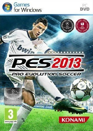 Pro Evolution Soccer 2013 v1.04 (2012/Rus/Eng/PC) Repack