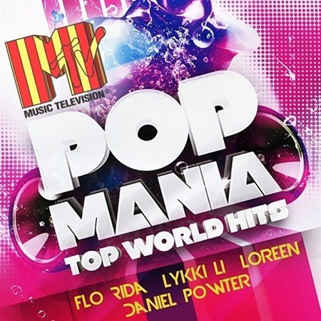 Pop Mania Top world hits (2013)