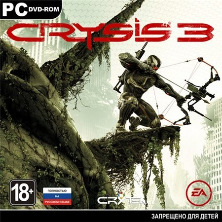 Crysis 3 *v.1.3 upd* (PC/2013/RUS/ENG/RePack)