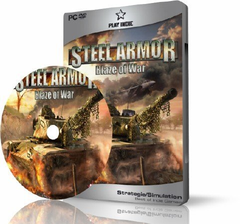 Steel Armor: Blaze of War (2011/RUS)PC Repack