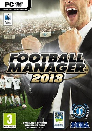 Football Manager 2013 v.13.3.0 (2012/RUS/ENG) Repack