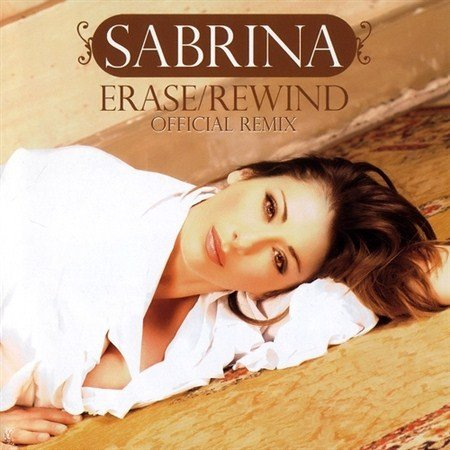 Sabrina - Erase & Rewind (Official Remix) (2008)