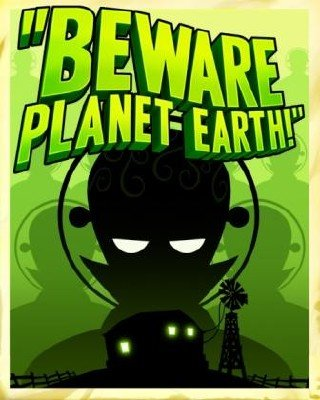 Beware Planet Earth [ENG / ENG] (2012)(Tower Defense)