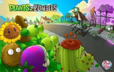 Plants vs. Zombies: Game of the Year Edition (2010) PC | RUS RePack