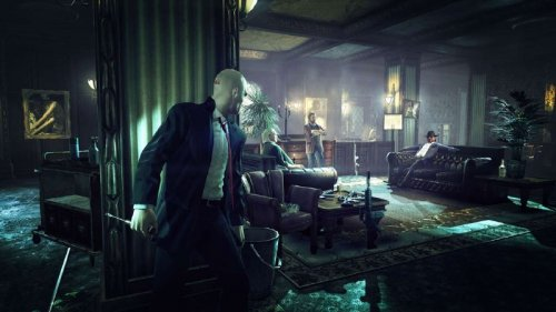 Hitman Absolution: Professional Edition [v 1.0.447.0 + DLC's] (2012/PC/RePack)