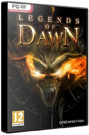 Legends of Dawn [v 1.04] (2013/PC/RUS) RePack