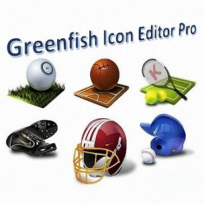 Greenfish Icon Editor Pro 3.31 + portable (2013)