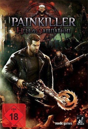 Painkiller: Hell and Damnation - Collector's Edition + All DLC (2012/Multi10/Rus/Eng/PC) Steam-Rip
