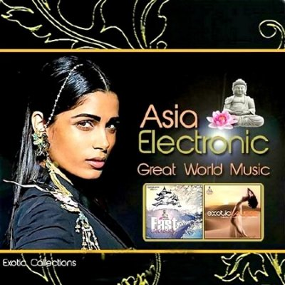 Asia Electronic. Great World Music (2013)
