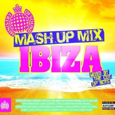 The Mash Up Mix Ibiza (Mixed The Cut Up Boys) (2013)
