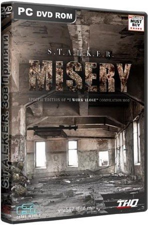 S.T.A.L.K.E.R.: Call Of Pripyat-MISERY 2  RePack от SeregA-Lus (2013)