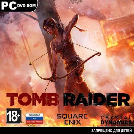 Tomb Raider Survival Edition (2013/PC/RePack by R.G.RUBOX)
