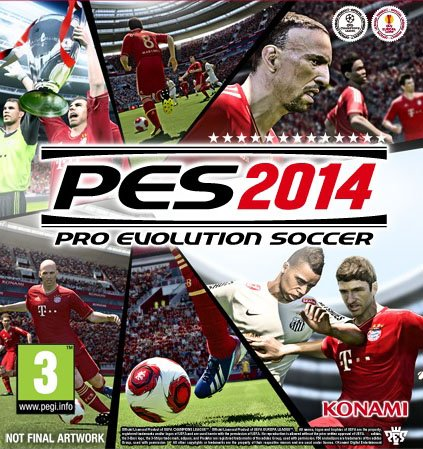 Pro Evolution Soccer 2014 (2013/PC/Eng)