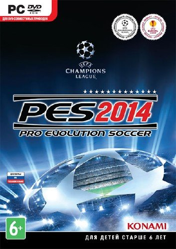 Pro Evolution Soccer 2014 (2013/PC/RePack by SEYTER)