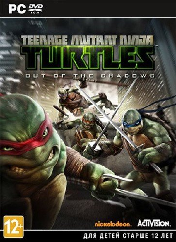 Teenage Mutant Ninja Turtles: Out of the Shadows (2013/PC/RePack by Diavol)