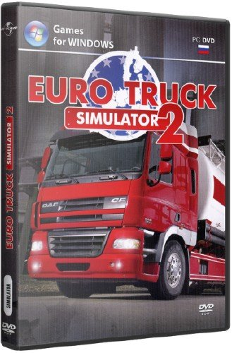 Euro Truck Simulator 2: Gold Bundle [Steam-Rip] (2012/PC/Rus)
