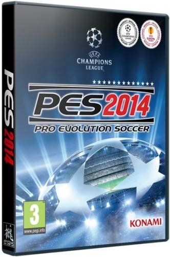 Pro Evolution Soccer 2014 (2013/PC) | Лицензия