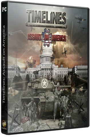 Timelines: Assault on America (2013/RUS/RePack от z10yded)