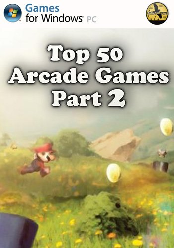 Top 50 Arcade Games Part 2 (2013/ENG)