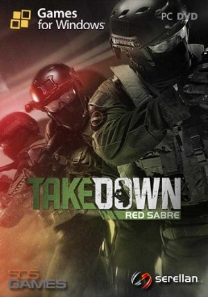 Takedown: Red Sabre (2013/РС/RePack by R.G. Element Arts)