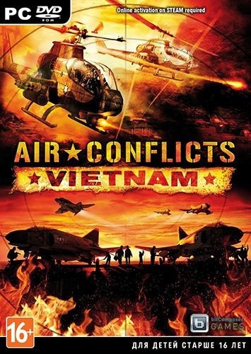 Air Conflicts: Vietnam (2013/RUS/RePack by R.G. Catalyst)