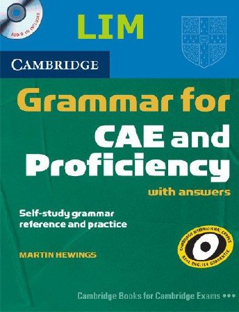 Grammar for CAE and Proficiency в программе LIM (Аудиокнига)