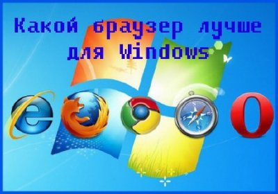 Какой браузер лучше для Windows (2015)